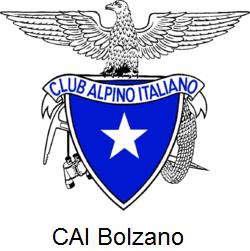 stemma CAI Bolzano