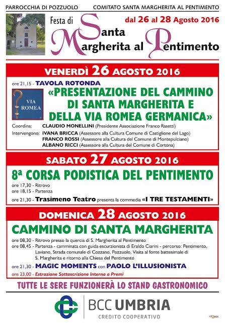 festa Santa Margherita - Castiglione del lago