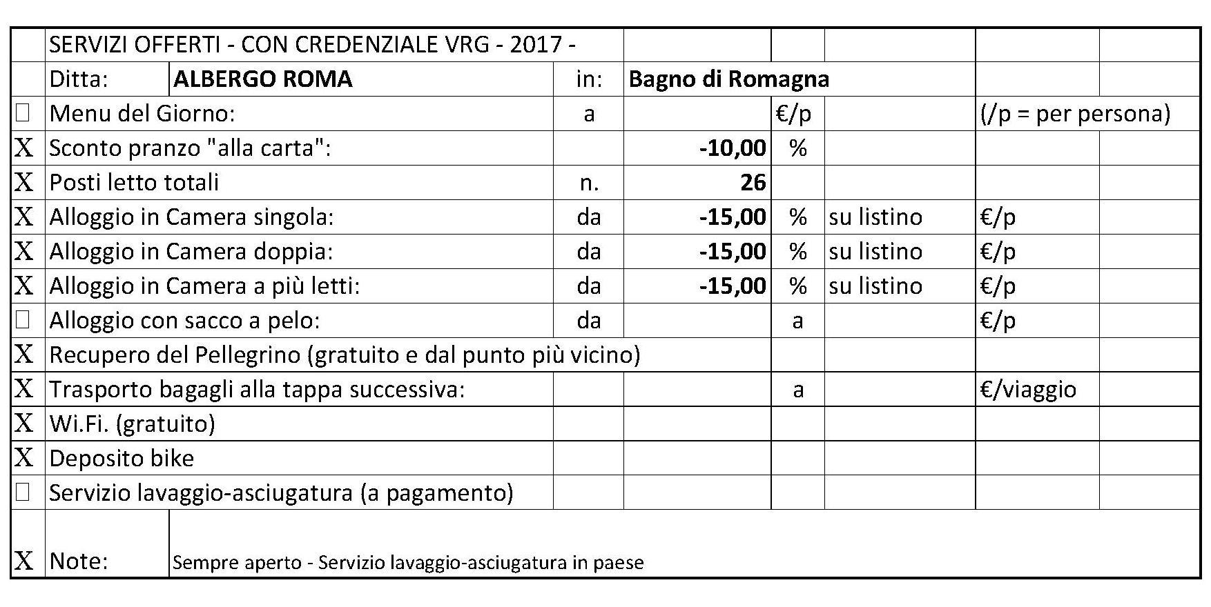 75 – ITA 27 – Santa Sofia– Bagno Di Romagna