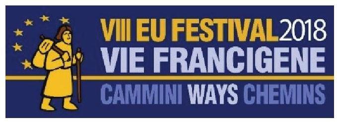 VIII EU FESTIVAL VIE FRANCIGENE – PARTECIPAZIONE