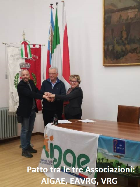 MEMORANDUM OF UNDERSTANDING BETWEEN VIA ROMEA AND AIGAE