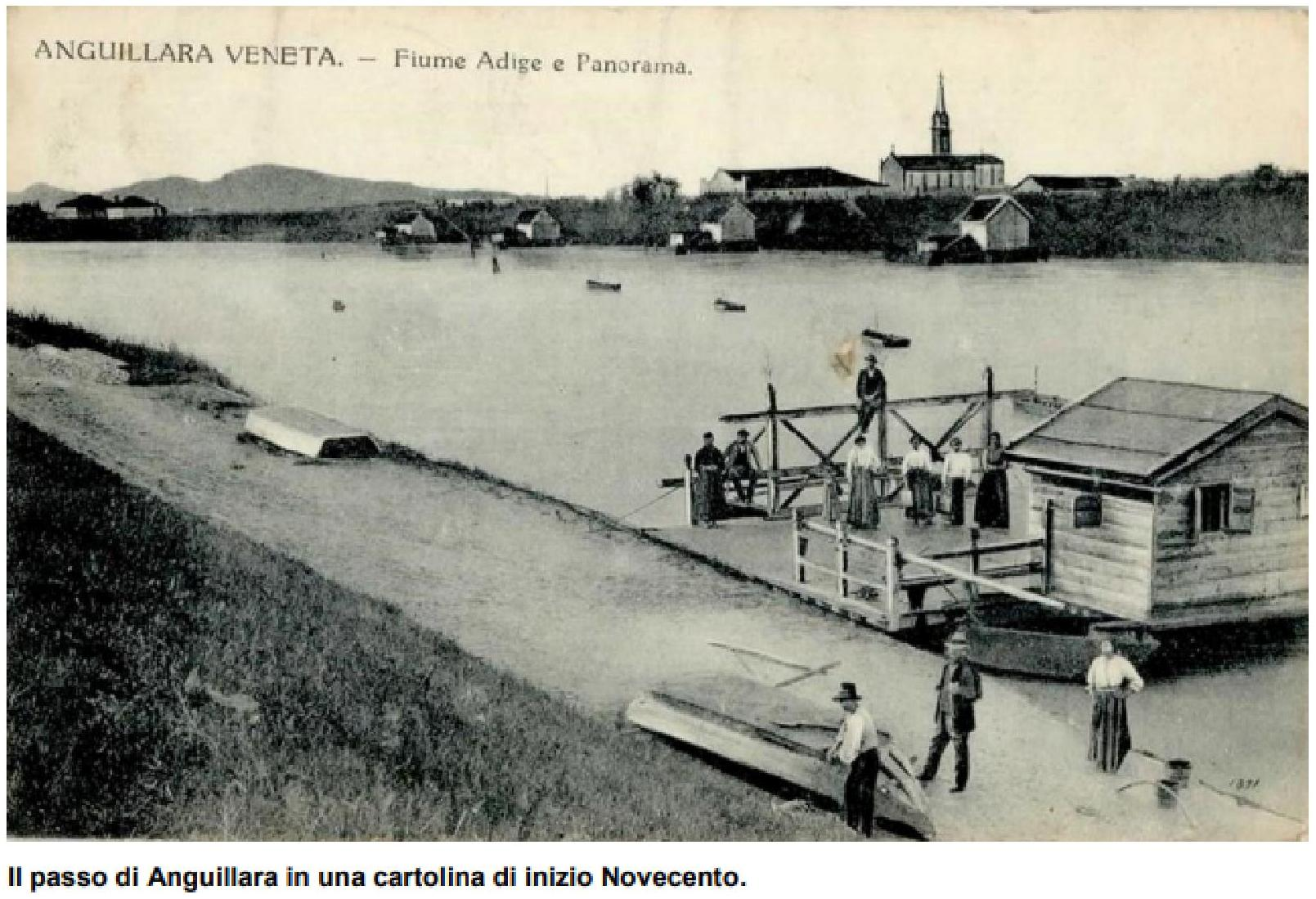 ANGUILLARA (PD) AND THE VIA ROMEA GERMANICA