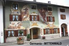 7-Mittenwald città dei murales